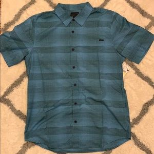 men's o'neill ss button up / size medium